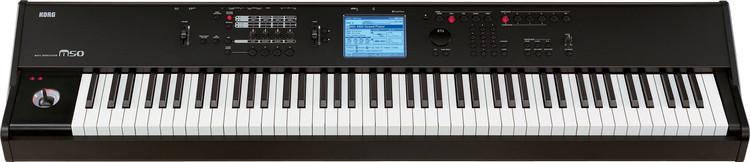 Korg M50-88 key workstation