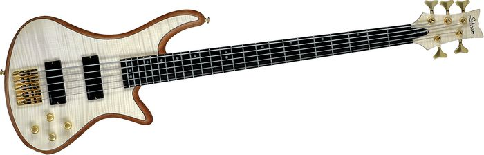 Schecter Stilletto Custom 5 string Bass