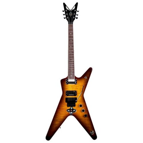 Dean Dimebag signature guitar. Far Beyond Driven Tribute guitar