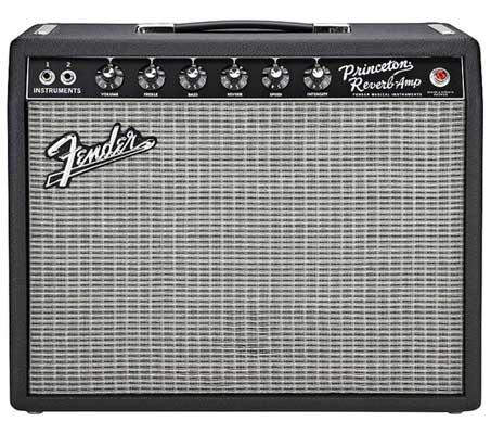 Fender 65 Princeton Reverb Guitar Combo Amplifier