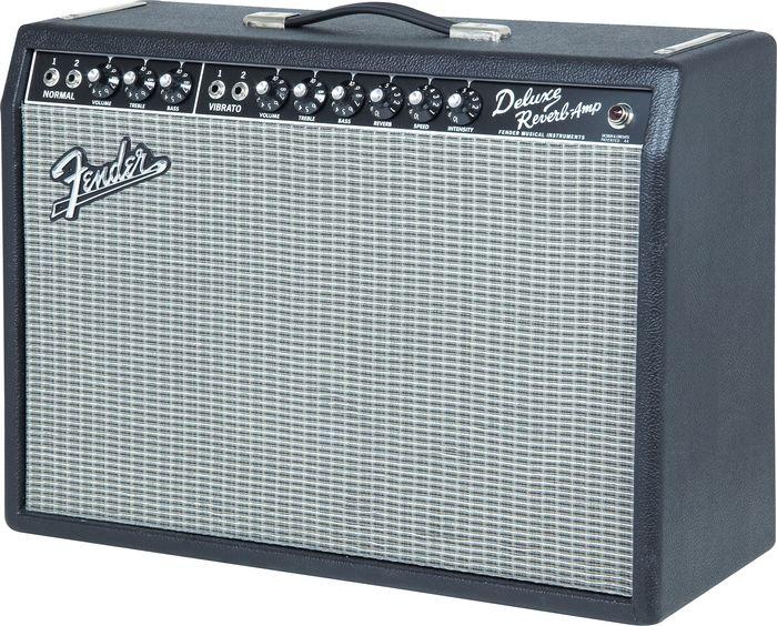 Fender '65 Deluxe Reverb Combo Amp reissue