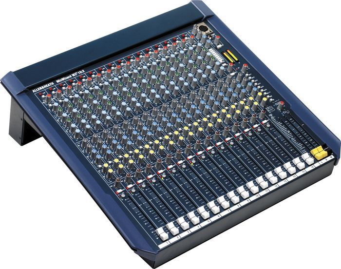 Allen & Heath MixWizard3 16:2 Mixer
