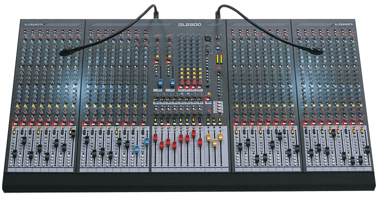 Allen & Heath GL2800 Live Sound 32 Channel Mixer