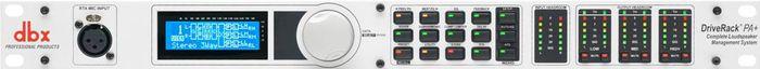dbx DriveRack PA+ Loudspeaker Management System