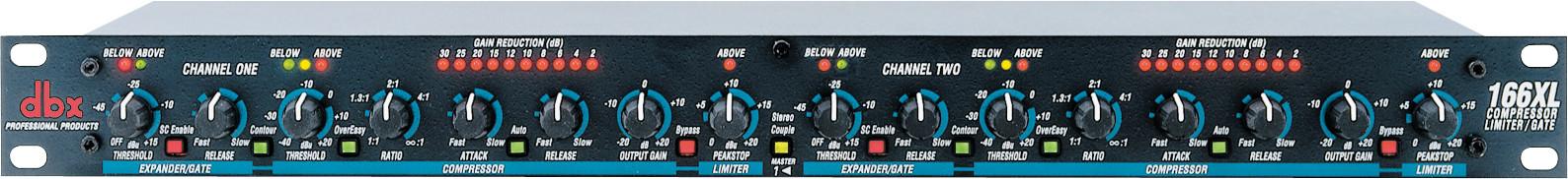 dbx 166XL Compressor/Expander/Gate