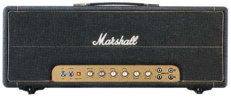 Marshall 1987XL Plexi 50 watt tube amp