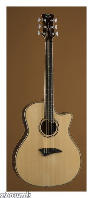 Dean ECSW Exotica Complete Solid Wood Acoustic-Electric Guitar