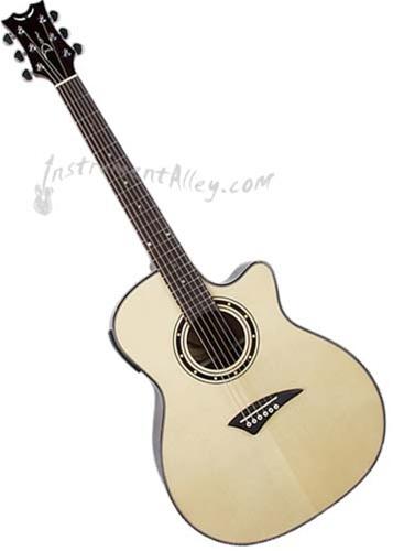 Dean ESPRUCE Solid Top Acoustic/Electric Guitar