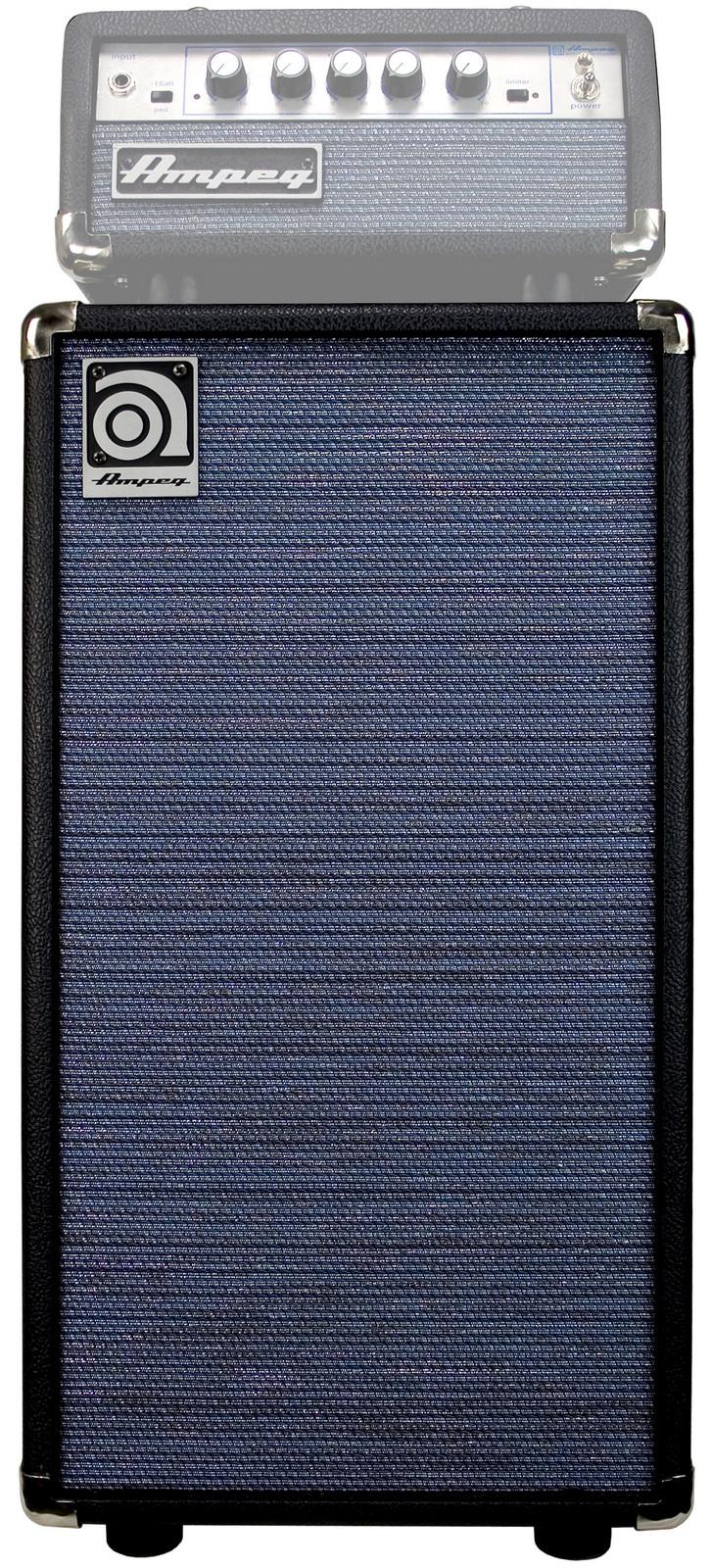 Ampeg SVT210AV 2×10 cabinet – The Music Complex RI