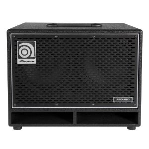 Ampeg PN-210HLF PRO NEO Bass Cabinet (550 Watts, 2x10 in.)