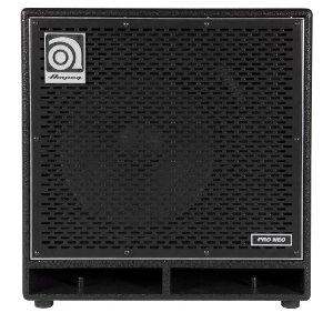Ampeg Pro Neo PN-115HLF Bass Amp Cabinet, 1x15-inch speaker cabi