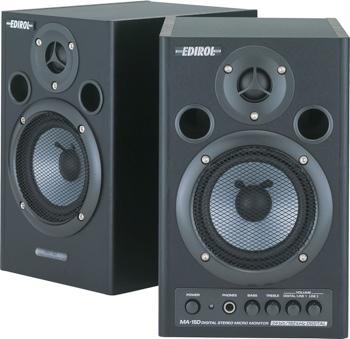 Edirol MA-15D Stereo Reference Monitors