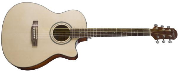 Ashland AFCE-10 Acoustic Electric Guitar