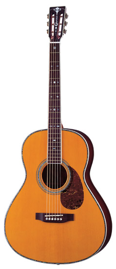 Crafter TA-050/AM Vintage 12th fret body acoustic