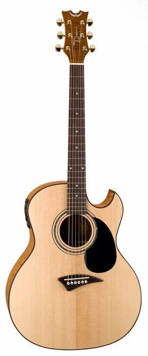 Dean Tradition AK48 Florentine Acoustic Guitar
