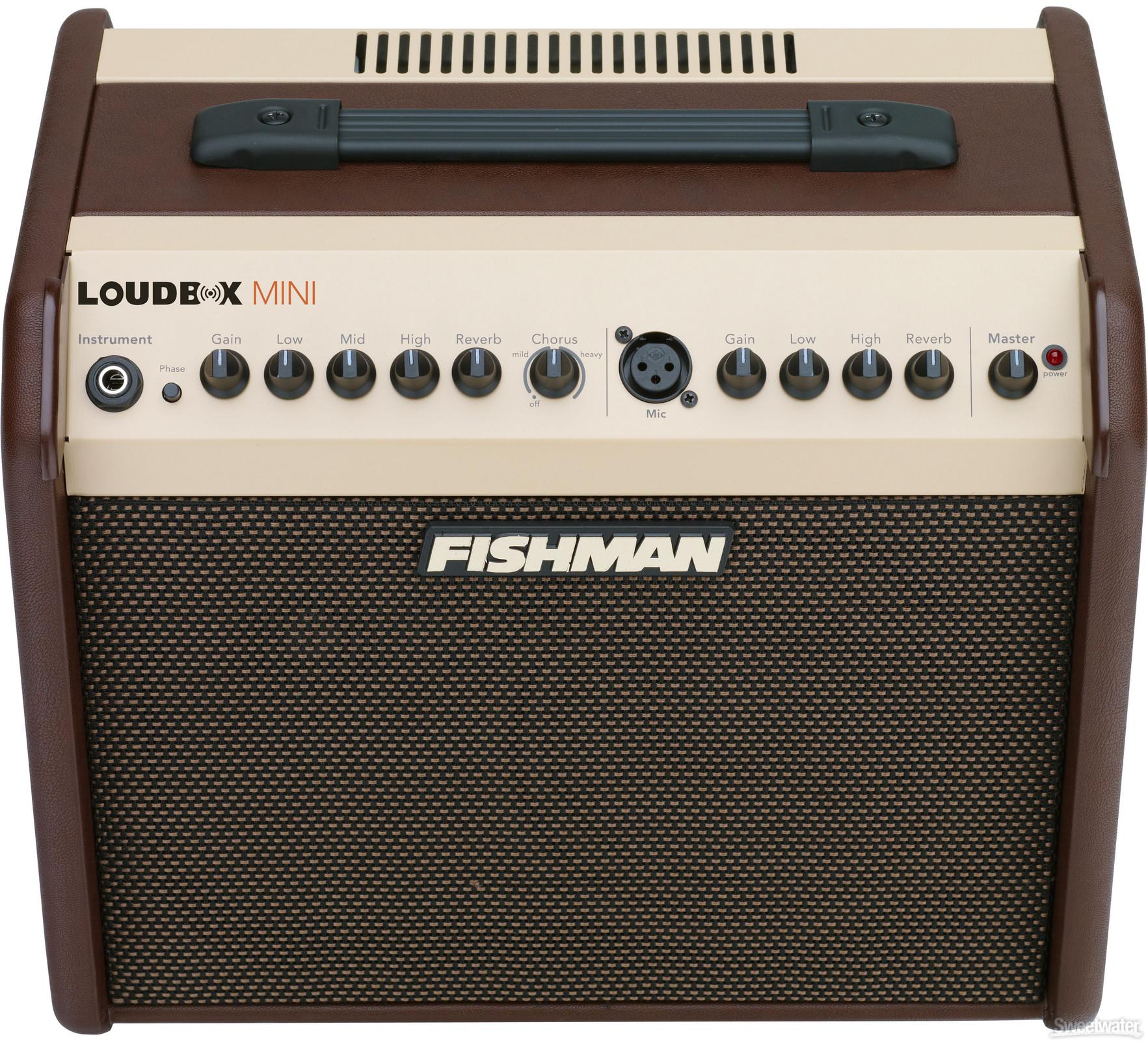 Fishman Loudbox Mini (60 watts) Acoustic amp