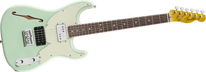 Fender Pawn Shop 72 Green Fender Pawn Shop '72 Electric