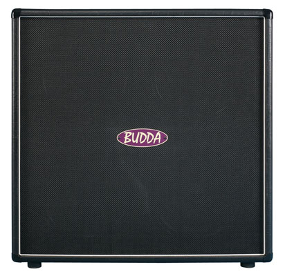 Budda 4x12 Closed Back Guitar Speaker Cabinet