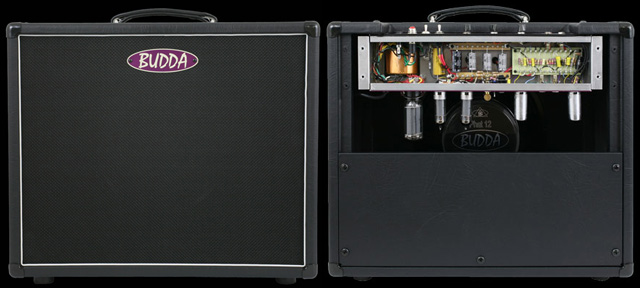 Budda Twinmaster Guitar Combo USA hand wired