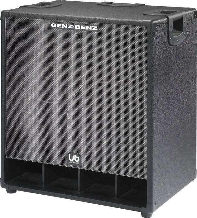 Genz Benz Uber Bass 2 X 12 Bass Speaker Cabinet