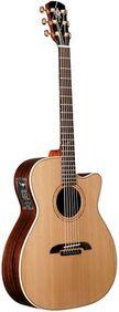Alvarez Yairi WY1 Cutaway Folk Acoustic Electric Guitar