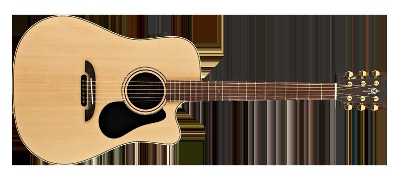 Alvarez Yairi DY70ce acoustic electric