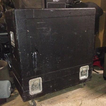 4 x 10 speaker cabinet road case