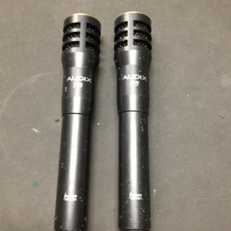 Audix F15 Conmdenser mics(2)