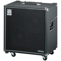 ampeg ba 110 bass combo amp black the music complex ri. Black Bedroom Furniture Sets. Home Design Ideas