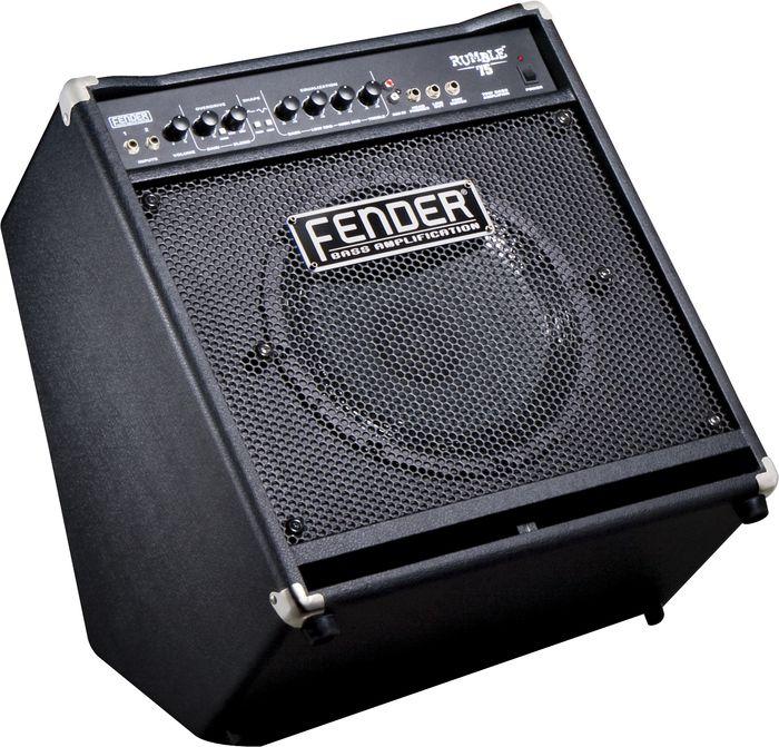 fender rumble 75 bass combo amp the music complex ri. Black Bedroom Furniture Sets. Home Design Ideas