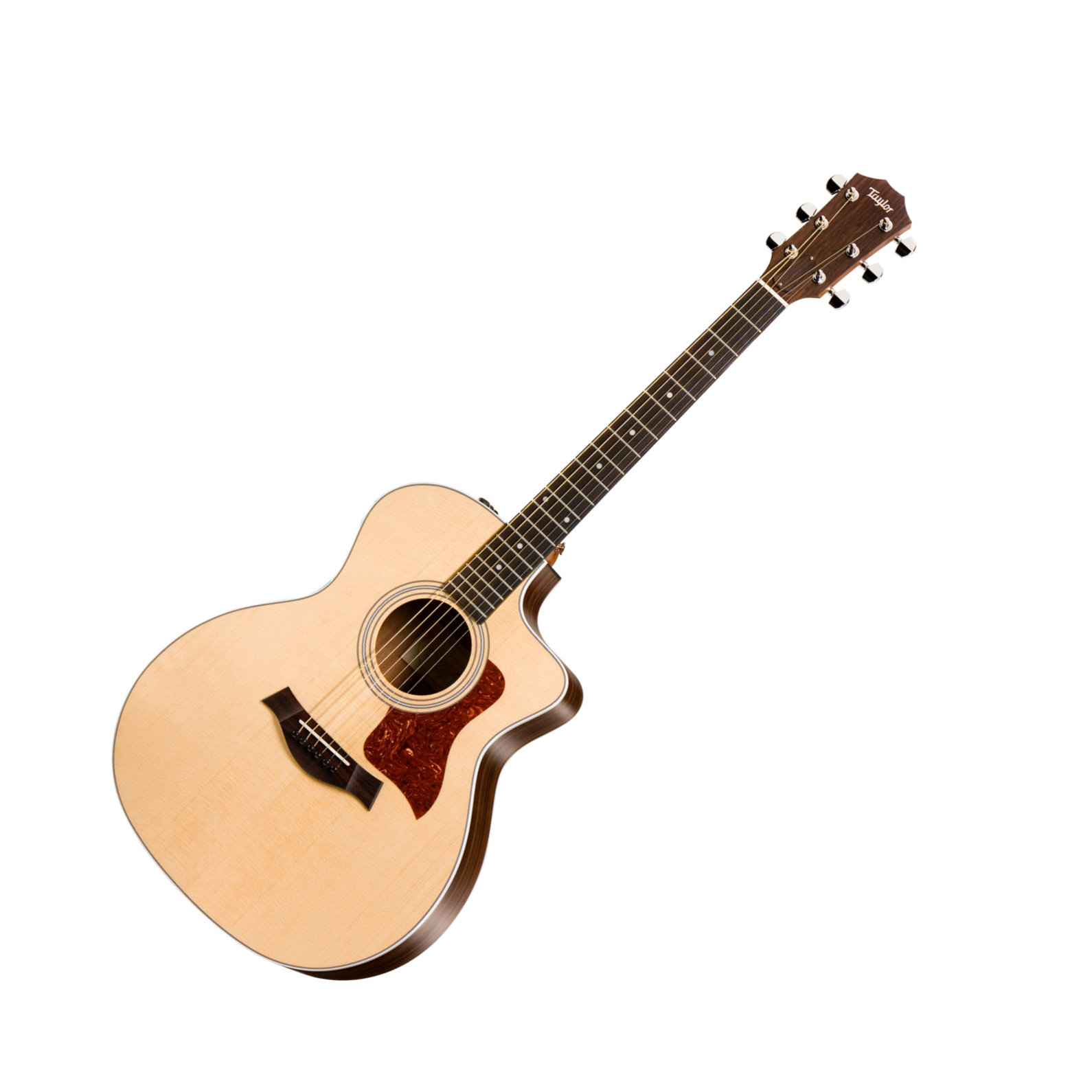taylor 214ce acoustic electric guitar with gig bag the music complex ri. Black Bedroom Furniture Sets. Home Design Ideas