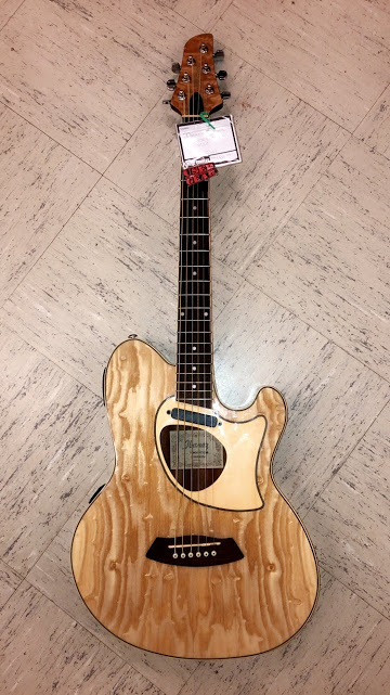 Ibanez Talman Acoustic Electric Used The Music Complex Ri